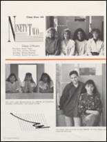 1991 Gonzales High School Yearbook Page 36 & 37