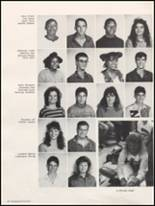 1991 Gonzales High School Yearbook Page 40 & 41