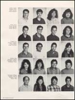1991 Gonzales High School Yearbook Page 42 & 43