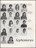1991 Gonzales High School Yearbook Page 54 & 55