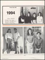 1991 Gonzales High School Yearbook Page 56 & 57