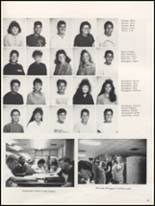 1991 Gonzales High School Yearbook Page 62 & 63