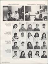 1991 Gonzales High School Yearbook Page 64 & 65