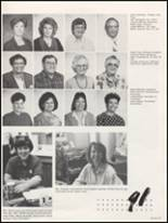 1991 Gonzales High School Yearbook Page 70 & 71