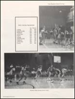1991 Gonzales High School Yearbook Page 90 & 91