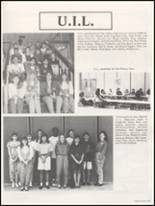 1991 Gonzales High School Yearbook Page 106 & 107