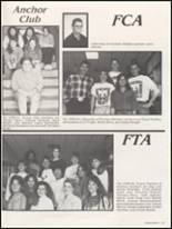 1991 Gonzales High School Yearbook Page 118 & 119