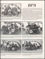 1991 Gonzales High School Yearbook Page 124 & 125