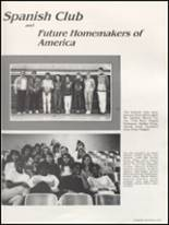 1991 Gonzales High School Yearbook Page 126 & 127