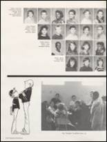 1991 Gonzales High School Yearbook Page 142 & 143