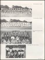 1991 Gonzales High School Yearbook Page 144 & 145