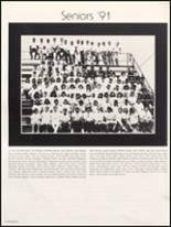 1991 Gonzales High School Yearbook Page 176 & 177