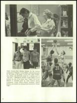 1972 Harrison High School Yearbook Page 14 & 15