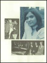 1972 Harrison High School Yearbook Page 16 & 17