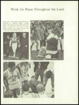 1972 Harrison High School Yearbook Page 20 & 21