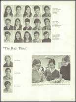 1972 Harrison High School Yearbook Page 24 & 25