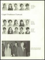 1972 Harrison High School Yearbook Page 26 & 27