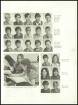 1972 Harrison High School Yearbook Page 30 & 31