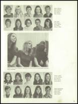 1972 Harrison High School Yearbook Page 32 & 33
