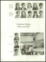 1972 Harrison High School Yearbook Page 34 & 35