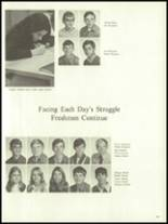 1972 Harrison High School Yearbook Page 36 & 37