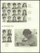 1972 Harrison High School Yearbook Page 44 & 45