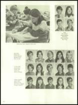 1972 Harrison High School Yearbook Page 46 & 47