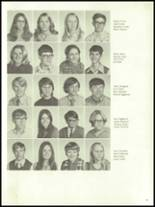 1972 Harrison High School Yearbook Page 54 & 55