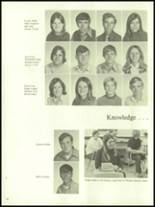 1972 Harrison High School Yearbook Page 56 & 57