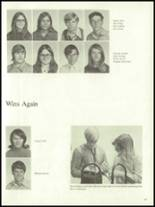 1972 Harrison High School Yearbook Page 58 & 59