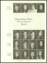 1972 Harrison High School Yearbook Page 68 & 69
