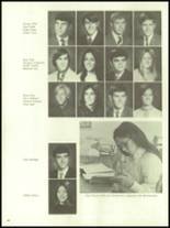 1972 Harrison High School Yearbook Page 72 & 73