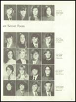 1972 Harrison High School Yearbook Page 74 & 75