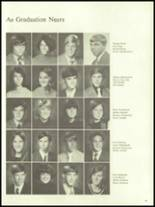 1972 Harrison High School Yearbook Page 76 & 77