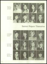 1972 Harrison High School Yearbook Page 78 & 79