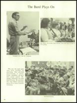 1972 Harrison High School Yearbook Page 100 & 101
