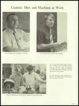 1972 Harrison High School Yearbook Page 104 & 105
