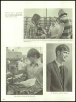 1972 Harrison High School Yearbook Page 106 & 107