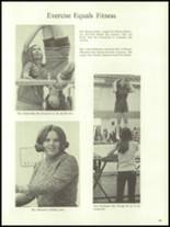 1972 Harrison High School Yearbook Page 108 & 109