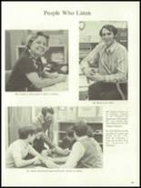 1972 Harrison High School Yearbook Page 110 & 111