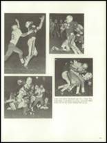 1972 Harrison High School Yearbook Page 122 & 123