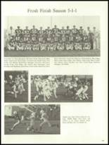 1972 Harrison High School Yearbook Page 126 & 127