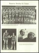 1972 Harrison High School Yearbook Page 134 & 135