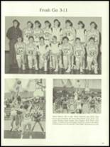 1972 Harrison High School Yearbook Page 136 & 137