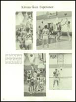 1972 Harrison High School Yearbook Page 138 & 139