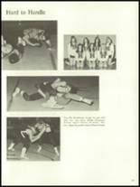 1972 Harrison High School Yearbook Page 140 & 141