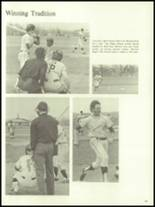 1972 Harrison High School Yearbook Page 148 & 149
