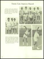 1972 Harrison High School Yearbook Page 152 & 153