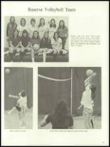 1972 Harrison High School Yearbook Page 154 & 155