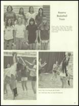 1972 Harrison High School Yearbook Page 156 & 157